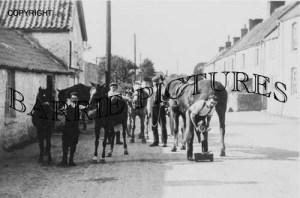 Weare, Village Smithy c1910