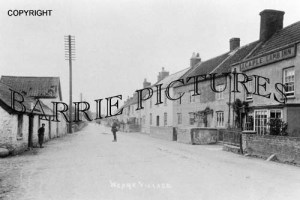 Weare, The Lamb Inn c1910
