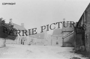 Wellow, The George Inn c1910