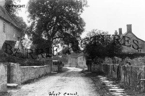 West Camel, Village c1900