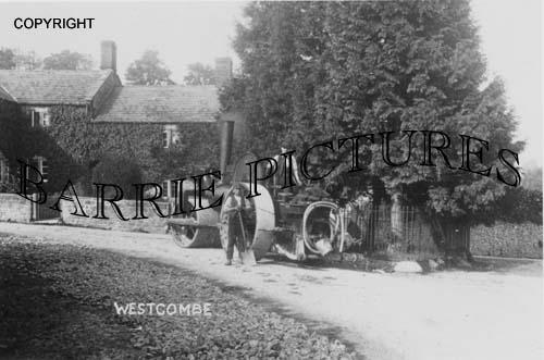 Westcombe, Village c1900