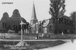 West Harptree, The Church c1910