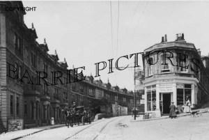 Weston Super Mare, Claremont Cresent c1910