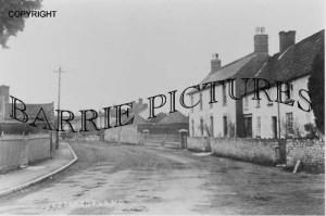 Westonzoyland, Village c1910