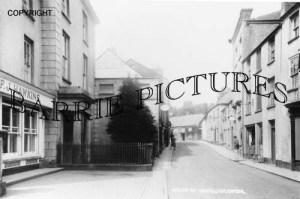 Wiveliscombe, West Street c1920