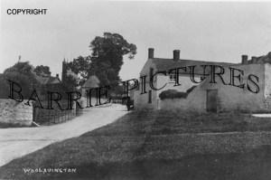 Woolavington, Village c1920