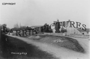 Woolavington, Village c1910