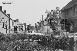 Worle, Village c1910