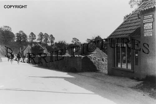 Wraxall, Post Office c1910
