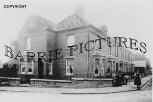 Yeovil, Everton Road c1910