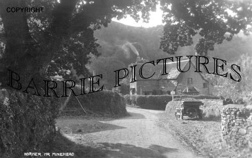 Horner, Village c1940