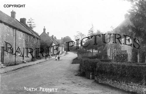 North Perrott, Village 1916