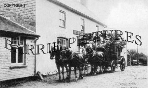 Wheddon Cross, Rest and be thankful Hotel c1890