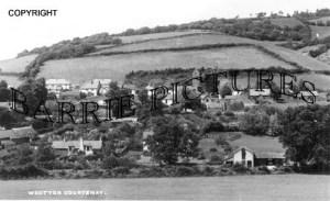 Wootton Courtenay, Village c1960