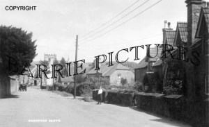 Sampford Brett, Village c1955
