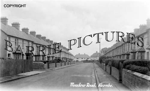 Alcombe, Meadow Road c1960