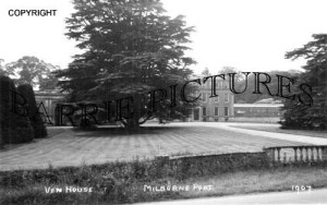 Milborne Port, Ven House c1952