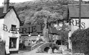 Allerford, c1950