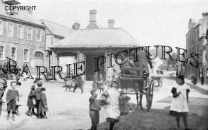 Ilminster Town c1920