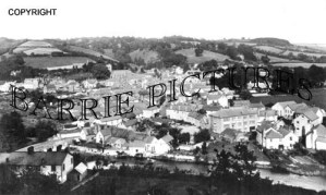 Dulverton, c1950
