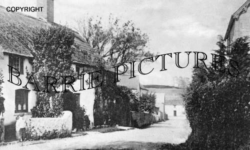 Carhampton, Village c1910