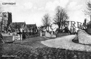 Babcary, Church c1930