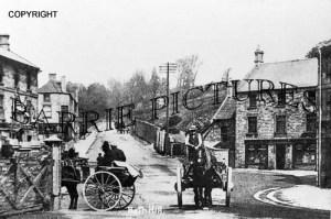 Radstock, Bath Road c1890