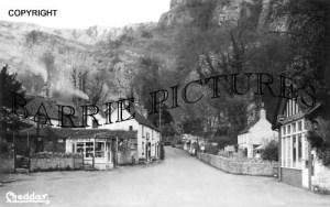 Cheddar, Village c1920