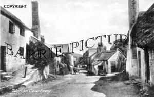Wootton Courtenay, Village c1910