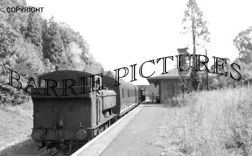Hatch, Station Engine No.7436 7th June 1960