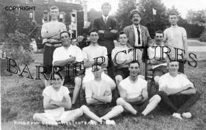 Kingsdon, Coronation Football c1905