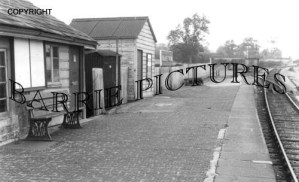 Wanstrow, GWR Station c1930