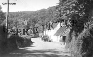 Crowcombe, c1930