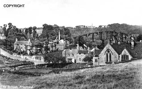 Freshford, Village School c1950
