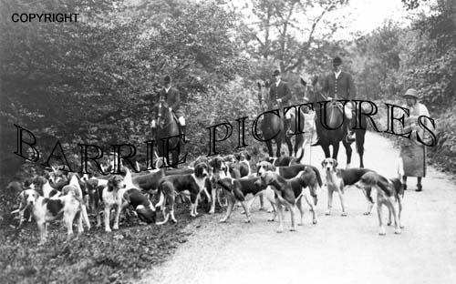 Exmoor, Raleigh Hunt Crom c1930