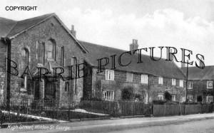 Hinton St George, High Street c1930