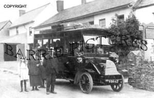 Kilve, Coach c1930