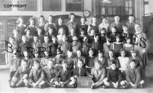 Street, Millfields School Class 3