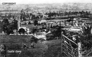 Castle Cary, Village c1915