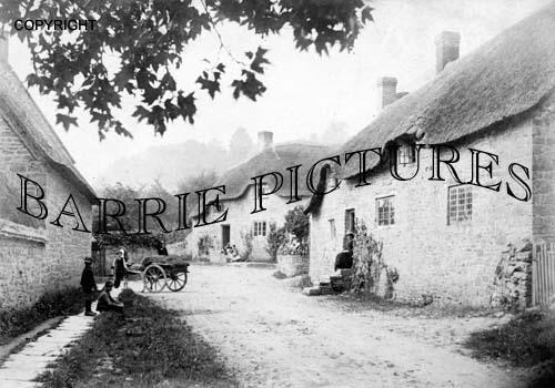 South Cadbury, c1890