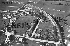 Shepton Mallet, Victoria Grove c1930