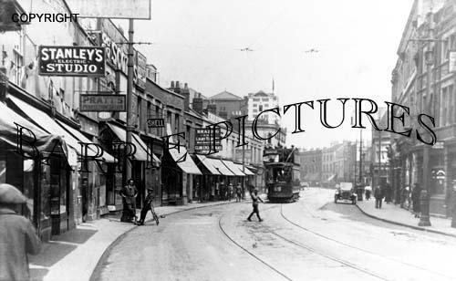 Bedminster, East Street 1920