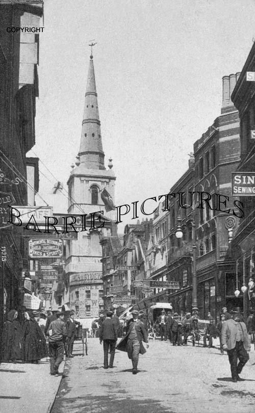 Bristol, High Street c1910