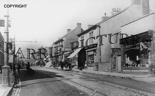 Kingswood, High Street 1907