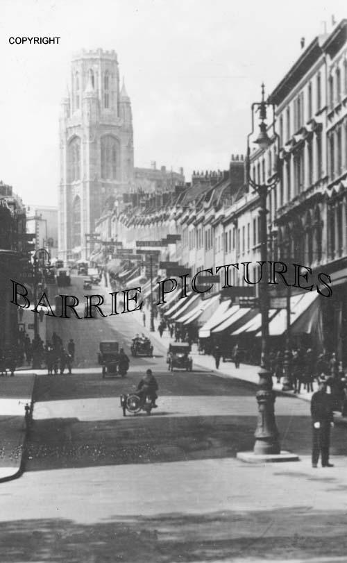 Bristol, Park Street 1923