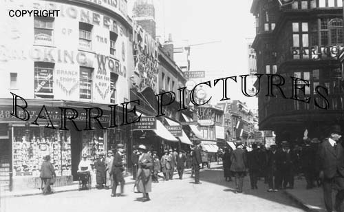 Bristol, Wine Street 1900