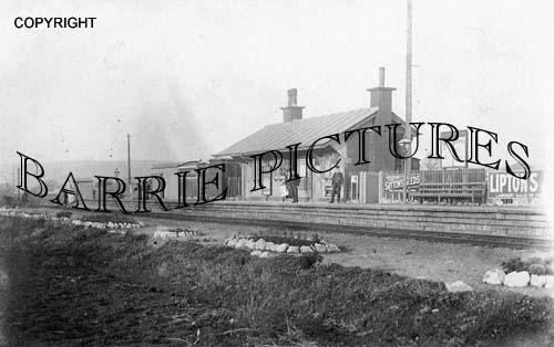 Langford, Station c1905
