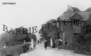 Kewstoke, Toll Gate 1910
