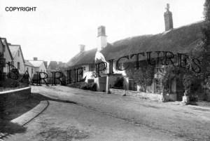 Porlock, Old Bank c1940