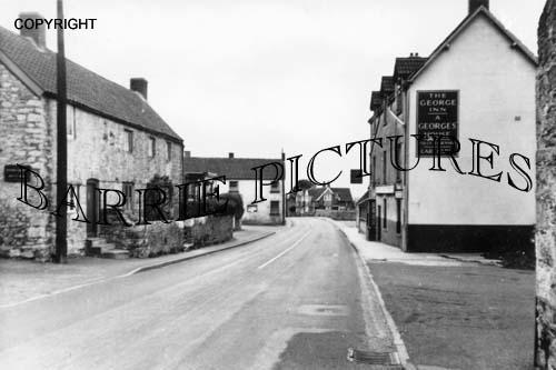 Backwell, Farleigh c1970
